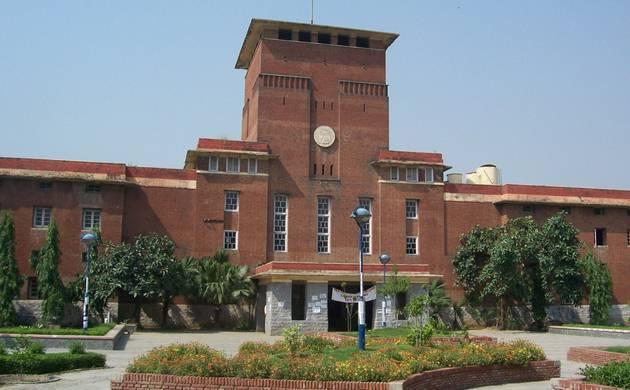 Delhi University UG First cut off list 2017