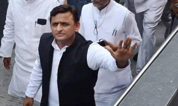 Lucknow: Akhilesh Yadav questions UP CM Yogi Adityanath's absence at Eidgah