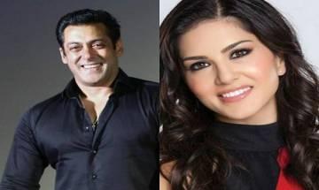 Sunny Leone praises Salman Khan for his courtesy and nice behaviour