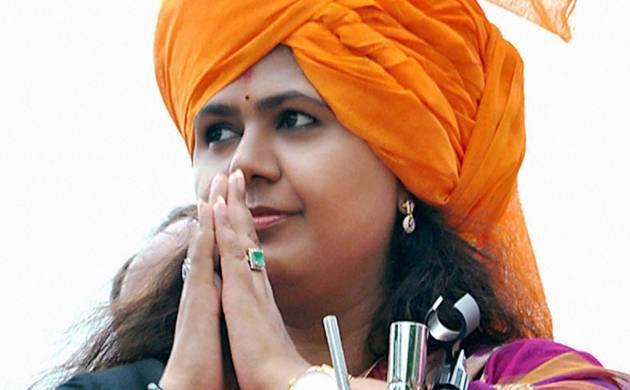 Maharashtra Women and Child Development Minister Pankaja Munde (Source: PTI)