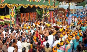 Madras HC orders smooth conduct of Brahmotsavam, Prayaschitha at Sri Sowriraja Perumal temple