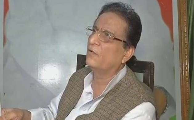 I am BJP's item girl, they don't have anyone else to talk about, says Azam Khan