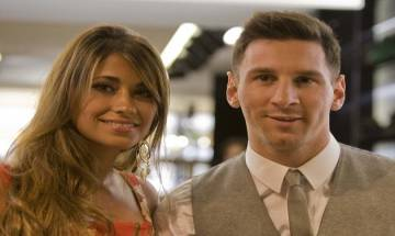 Lionel Messi to tie knot with childhood love Antonella Roccuzzo, 'first lady of football'