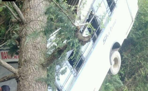 Himachal Pradesh: 5 die, more than 30 injured as bus falls
