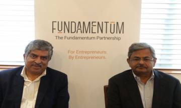 Infosys co-founder Nandan Nilekani joins hands with Helion's Sanjeev Aggarwal to set up USD 100 million fund