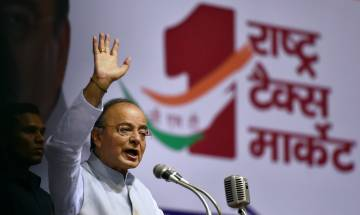 GST Delhi Mahasambodhan: Jaitley takes away credit for tax reforms from Congress