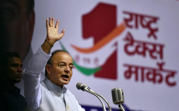 GST Delhi Mahasambodhan: Jaitley takes away credit for tax reforms from Congress  (PTI Photo)