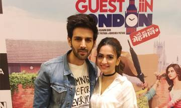 'Guest Iin London': Kartik Aaryan, Kriti Kharbanda shares their experience of working in comedy family drama