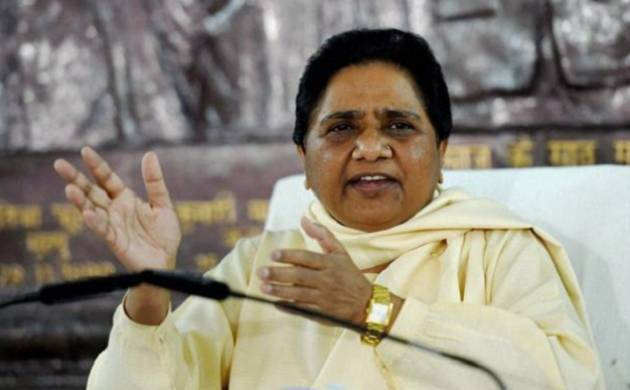 Mayawati accuses BJP of hiding its failures by resorting to 'gauraksha'