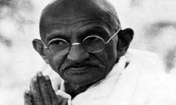 London: Mahatma Gandhi's rare pencil portrait auctioned Tuesday for 32,500 pounds