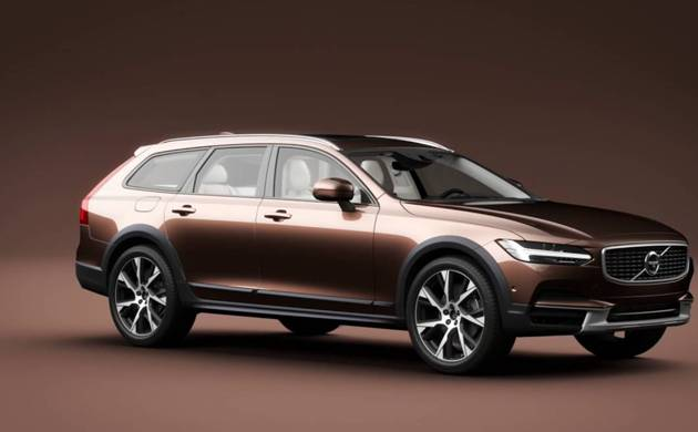 Volvo V90 Cross Country launched in India: Know price, features