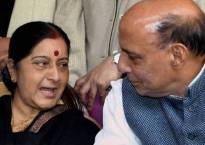 Rajnath, Sushma to brief leaders of Opposition parties on China stand-off, situation in J&K