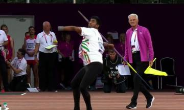 Sundar Singh Gurjar wins gold on opening night of 2017 World Para Athletics Championships in London