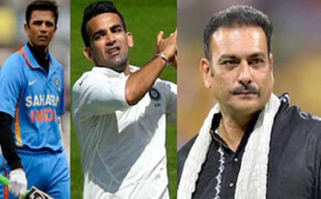 Ravi Shastri's appointment approved but no decision on Zaheer, Dravid