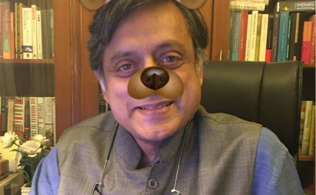 #Dogfilter: Shashi Tharoor starts campaign to protests against FIR on AIB's Modi tweet (Source: Twitter)