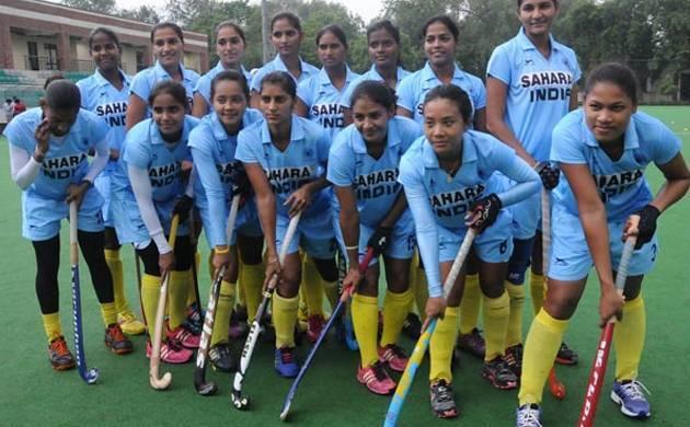 Indian women's hockey team (file photo)