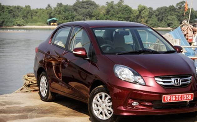 Honda Amaze Privilege Edition Hits Indian Roads At Rs 6 48 Lakhs
