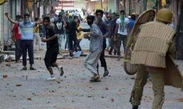 J&K: Terrorist attacks, stone pelting incidents have reduced in 2017, says MHA