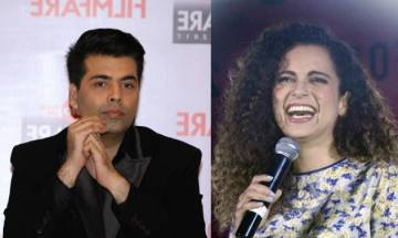 Karan Johar regrets his nepotism joke on Kangana Ranaut at IIFA Awards