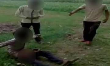 Uttar Pradesh: Eight people strip, thrash 14-year-old Dalit boy, urinate on him