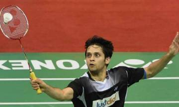 US Open: Parupalli Kashyap knocks out top seed Lee Hyun in opening round
