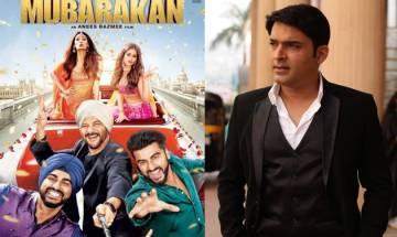 'Mubarakan': Kapil Sharma cancels shoot with Anil Kapoor, Arjun Kapoor after making them wait for hours