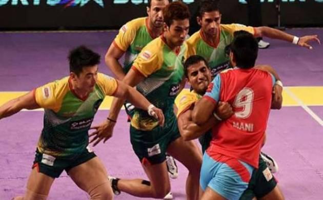 2017 Pro Kabaddi League - File Photo