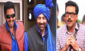 'Poster Boys' trailer out: Experience a humorous and fun-filled Sunny Deol and Bobby Deol here