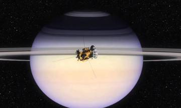NASA Cassini mission: No tilt on Saturn's magnetic field, length ringed-planet's day remains unknown