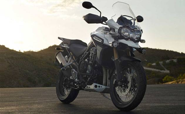 Triumph Tiger Explorer all set to launch today; all you need to know (Source: triumphmotorcycles.in)