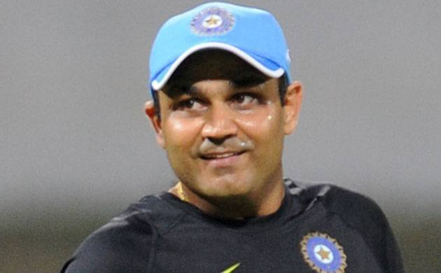 Virender Sehwag gives befitting reply to Piers Morgan's jibe (File Photo)