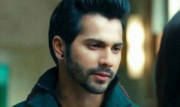 I was slapped at 17, even called disgrace for family, says Varun Dhawan