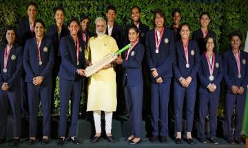 PM Modi hosts women's cricket team, says 'you made country proud'