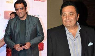 'Jagga Jasoos' debacle: Anurag Basu opens up on Rishi Kapoor's rant, says 'I'll try not to disappoint you'