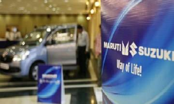 Maruti Suzuki India sees a net profit growth of 4.4 percent in Q1