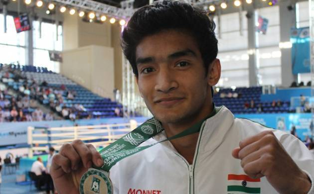 Asian silver-medallist Shiva Thapa - File Photo