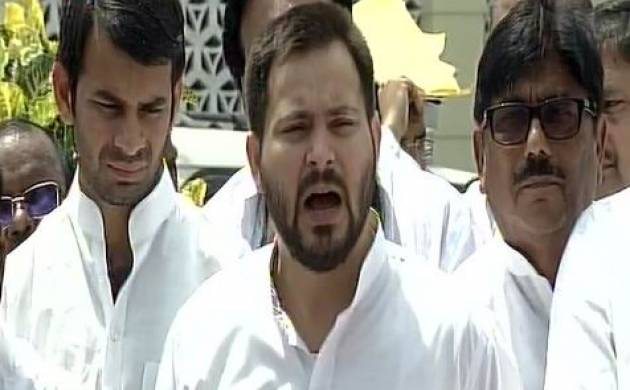 Tejashwi Yadav says Nitish has insulted the mandate