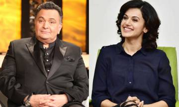 After Amitabh Bachchan, Taapsee Pannu to share screen space with Rishi Kapoor