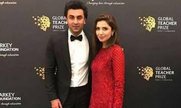 Is Mahira Khan dating 'Jagga Jasoos' actor Ranbir Kapoor? Here's what the Pakistani actress has to say