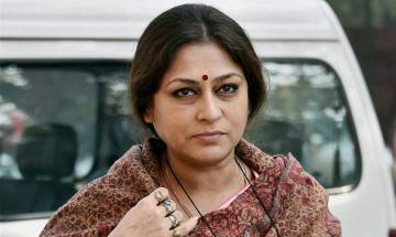 CID questions BJP MP Roopa Ganguly in Jalpaiguri child trafficking case