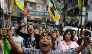 GJM hunger strike: Mamata Banerjee government issues notice to agitators in Darjeeling
