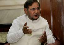 JDU-BJP alliance in Bihar: Sharad Yadav breaks silence, terms Nitish Kumar's actions unfortunate