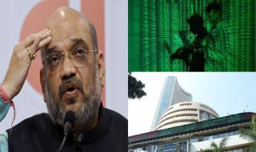 Top 10 news at 12 PM on July 31: Amit Shah in Lucknow, Sensex soars by 133 points and more