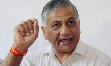 54 '1974 India-Pak War' PoW in Pakistan custody, informs VK Singh to Lok Sabha