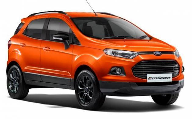 Ford EcoSport 2017 to be launched in festive season (File Photo)