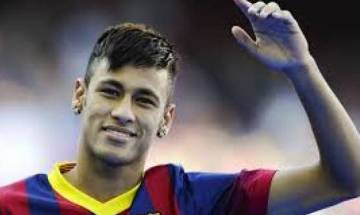 Lionel Messi bids emotional farewell to Neymar ahead of Brazilian striker's record transfer move to Paris St Germain