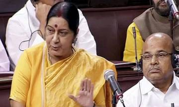 Parliament LIVE: Opposition parties to move privilege motions against Sushma Swaraj for providing 'wrong information'