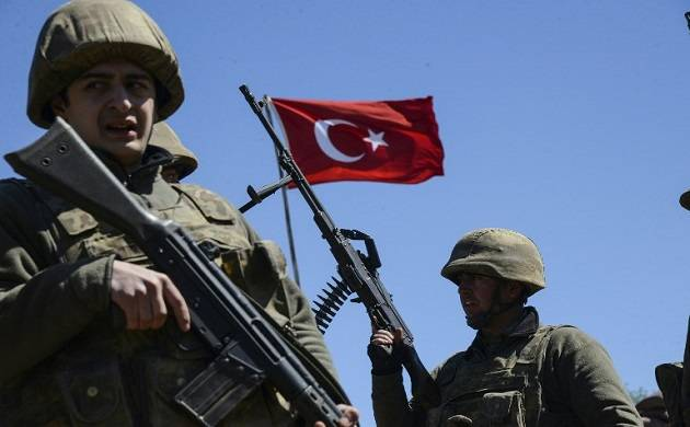 Turkey dispatched artillery to Kilis province (File photo)