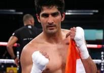 Battleground Asia: Vijender Singh defeats Zulpikar Maimaitiali  to win 'double title fight', dedicates win to India-China friendship
