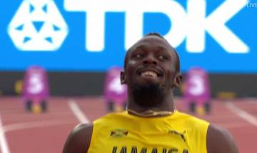 IAAF World Athletics Championships 2017: Usain Bolt clocks second best 9.98 to qualify for 100m finals